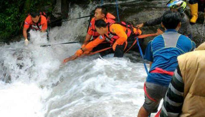 Wisatawan Ranto Canyon hilang