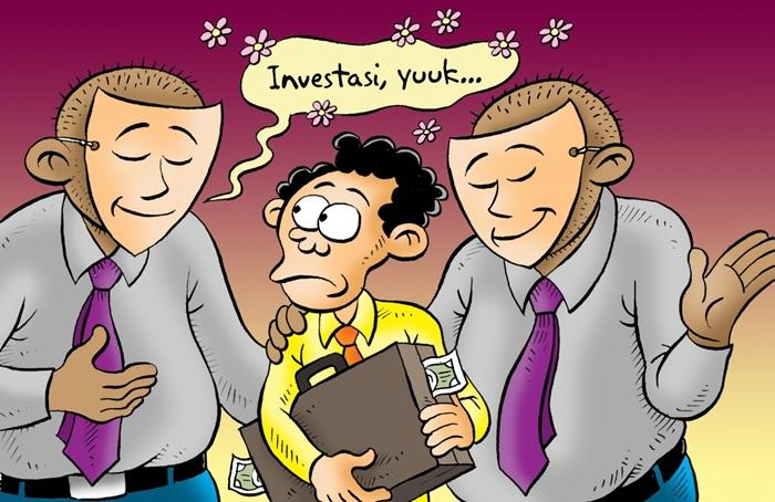 Hati Hati Banyak Investasi Bodong Di Ntb Kbk Kantor Berita