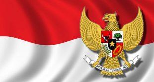 Ilustrasi lambang Garuda Pancasila