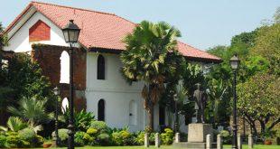 Salah satu sudut Fort Santiago yang terdapat Rizal Shrine / Ist