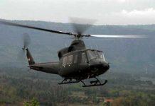 Helikopter TNI Ditemukan