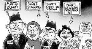 dinasti politik masih berlanjut