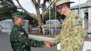 TNI AD dan pasukan Australian Defence Force galang kerjasama