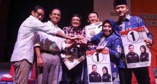 debat publik pertama paslon gubernur dan wakil gubernur DKI Jakarta (13/1)