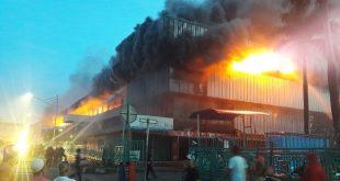 Pasar Senen kebakaran/ Warta Kota