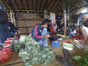 Belasan Blogger takjub setelah tahu rahasia pertanian sayur ini