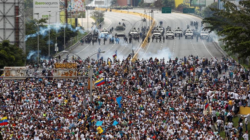 Venezuela Ketika Negeri Kaya Kehilangan Harta Kbk Kantor