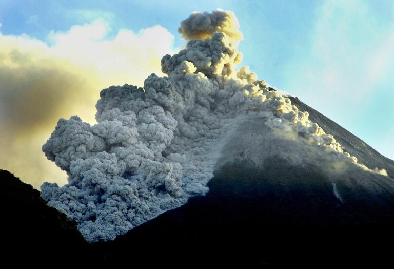 87 Gambar Awan Panas Gunung Merapi Paling Hist
