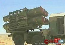 Rudal HQ-9 Tiongkok yang digelar di LTS