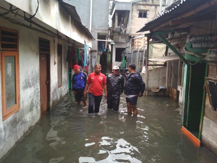 55 RW di Jakarta Terendam Banjir 5-120 Centimeter - KBK ...